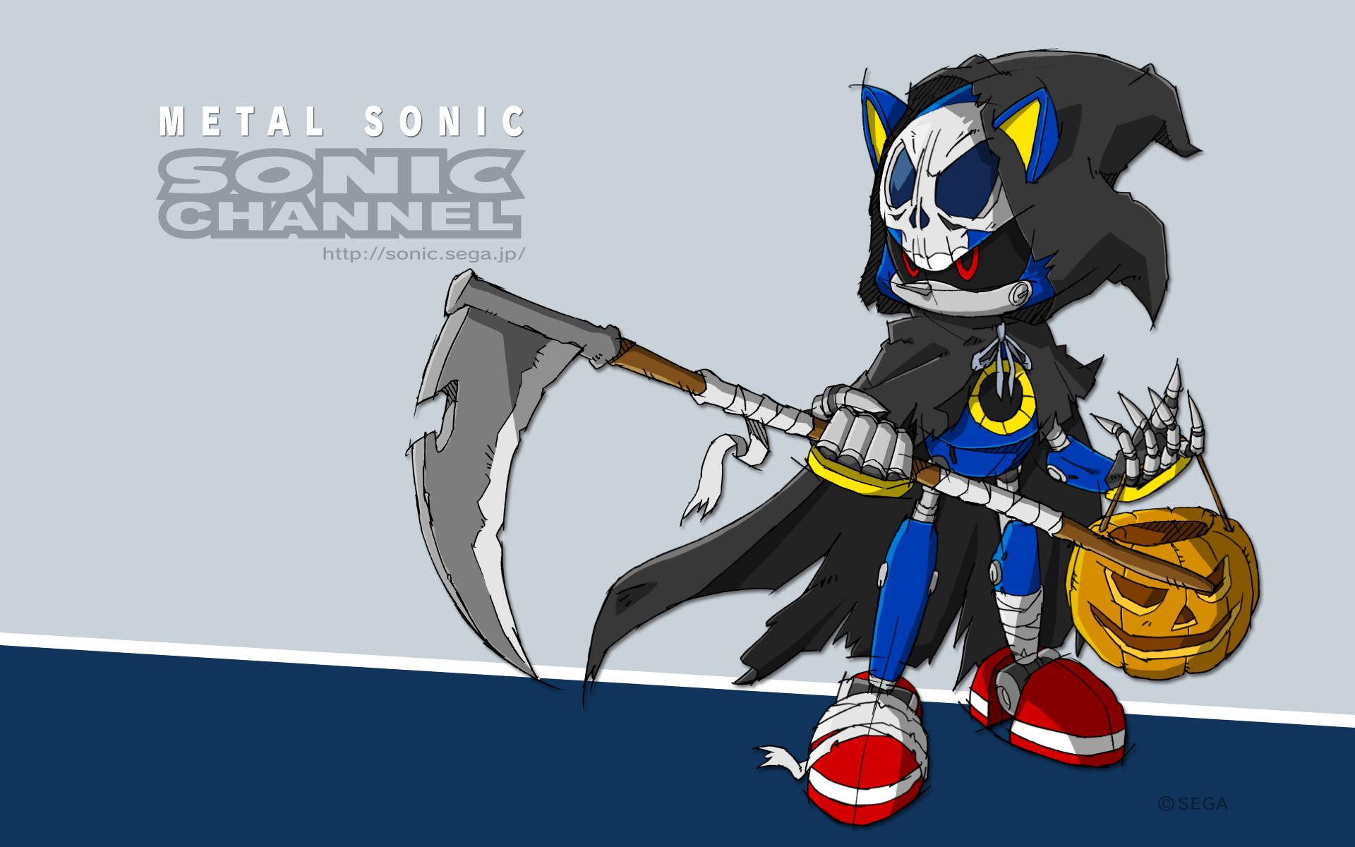 Metal Sonic #3