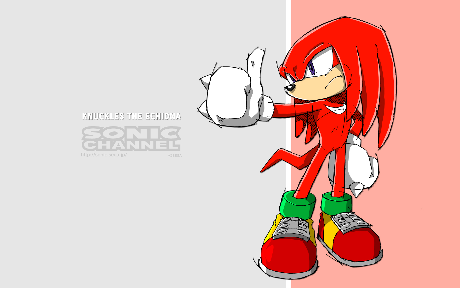 Knuckles #8