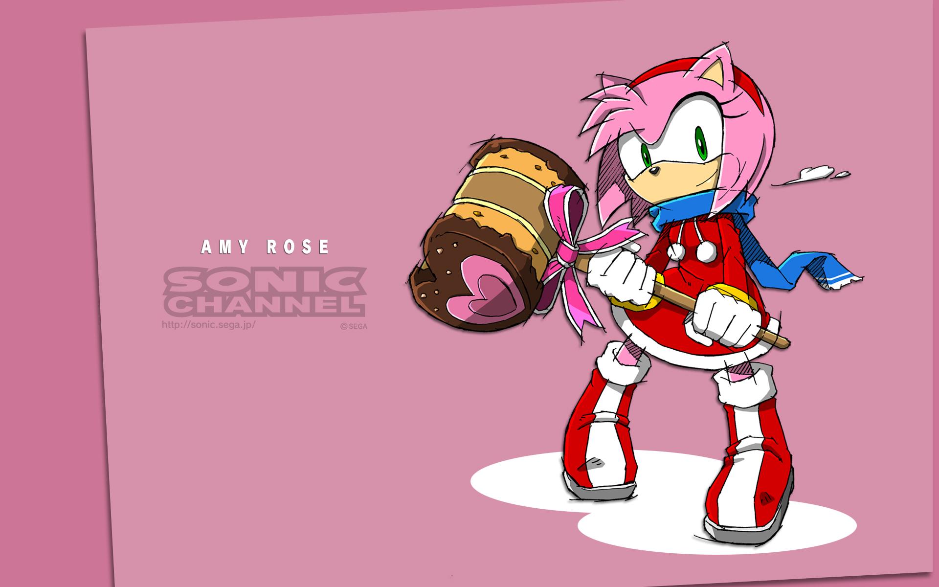 Amy Rose #9
