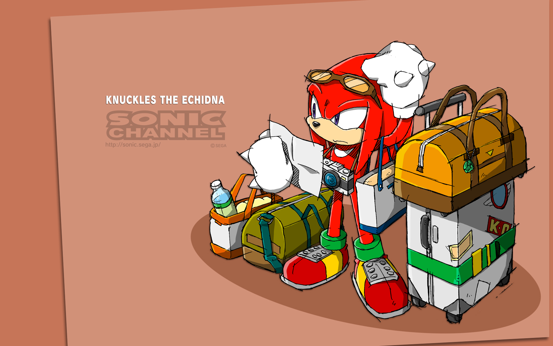Knuckles #09