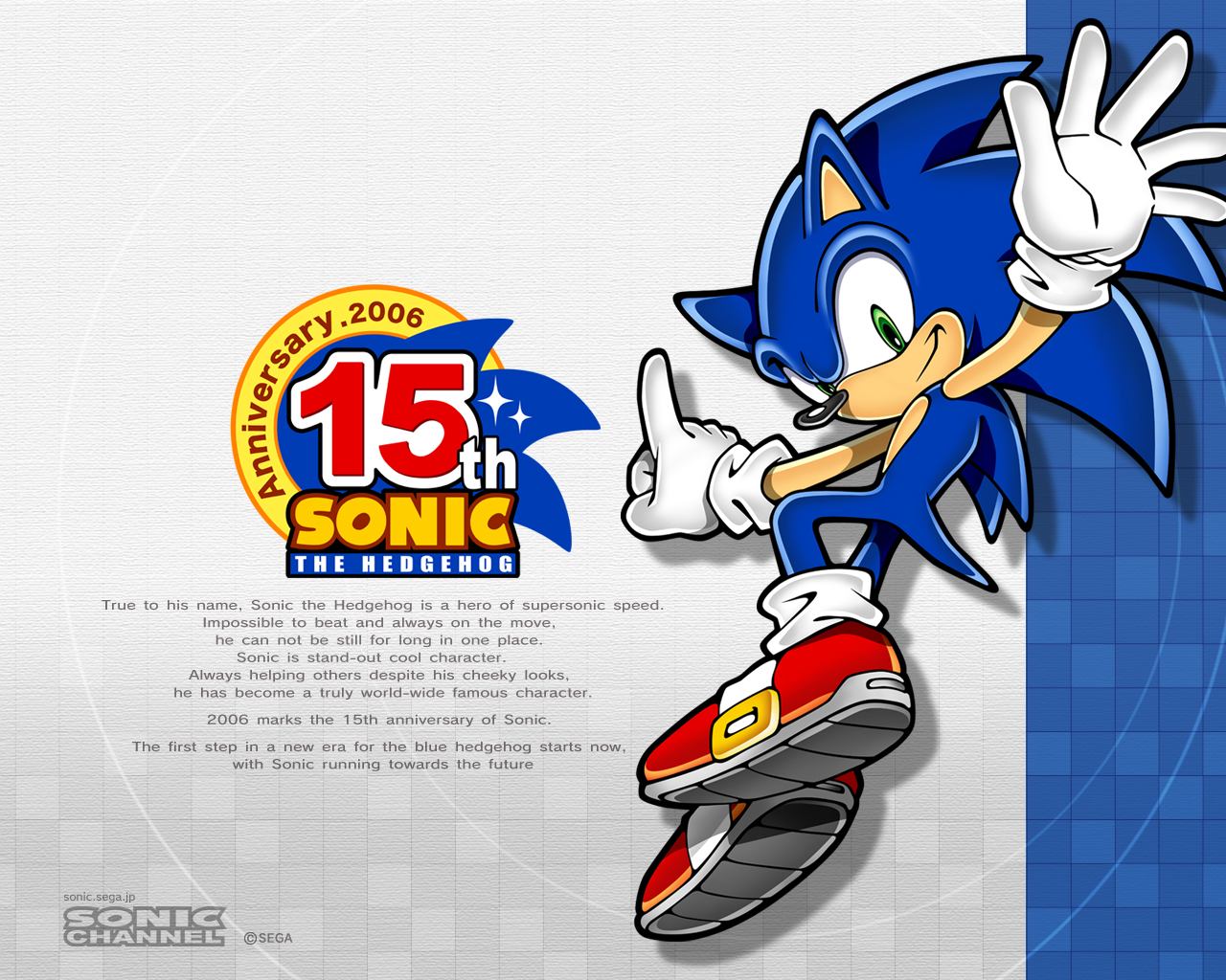 Sonic #6 (15th Anniversary)