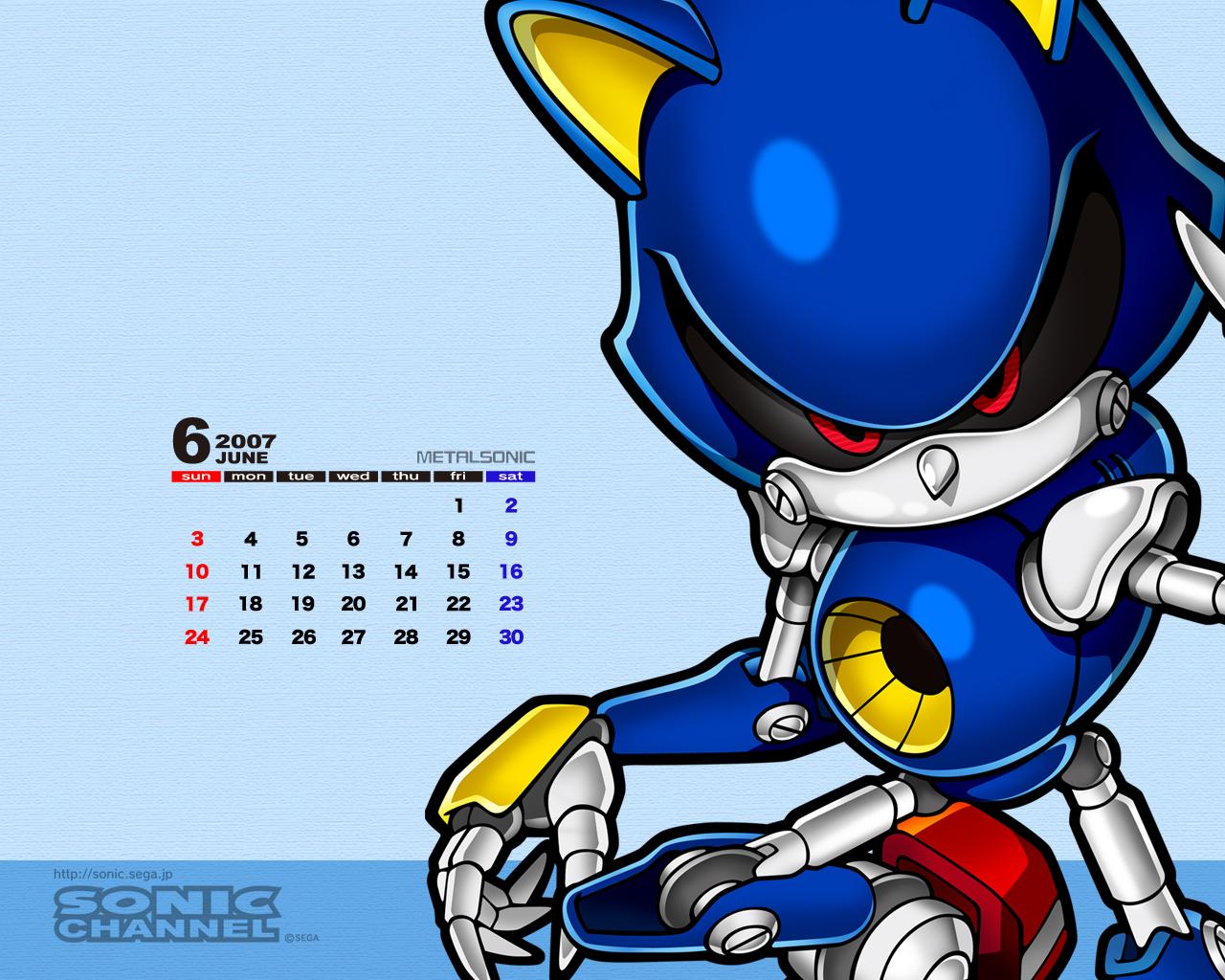 Metal Sonic #2