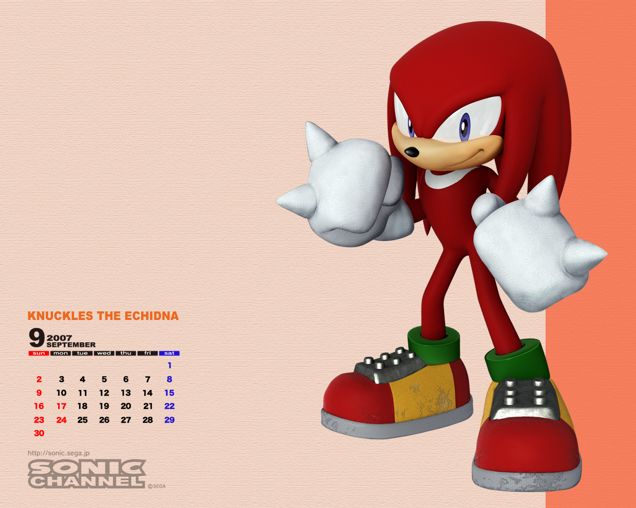 Knuckles #3