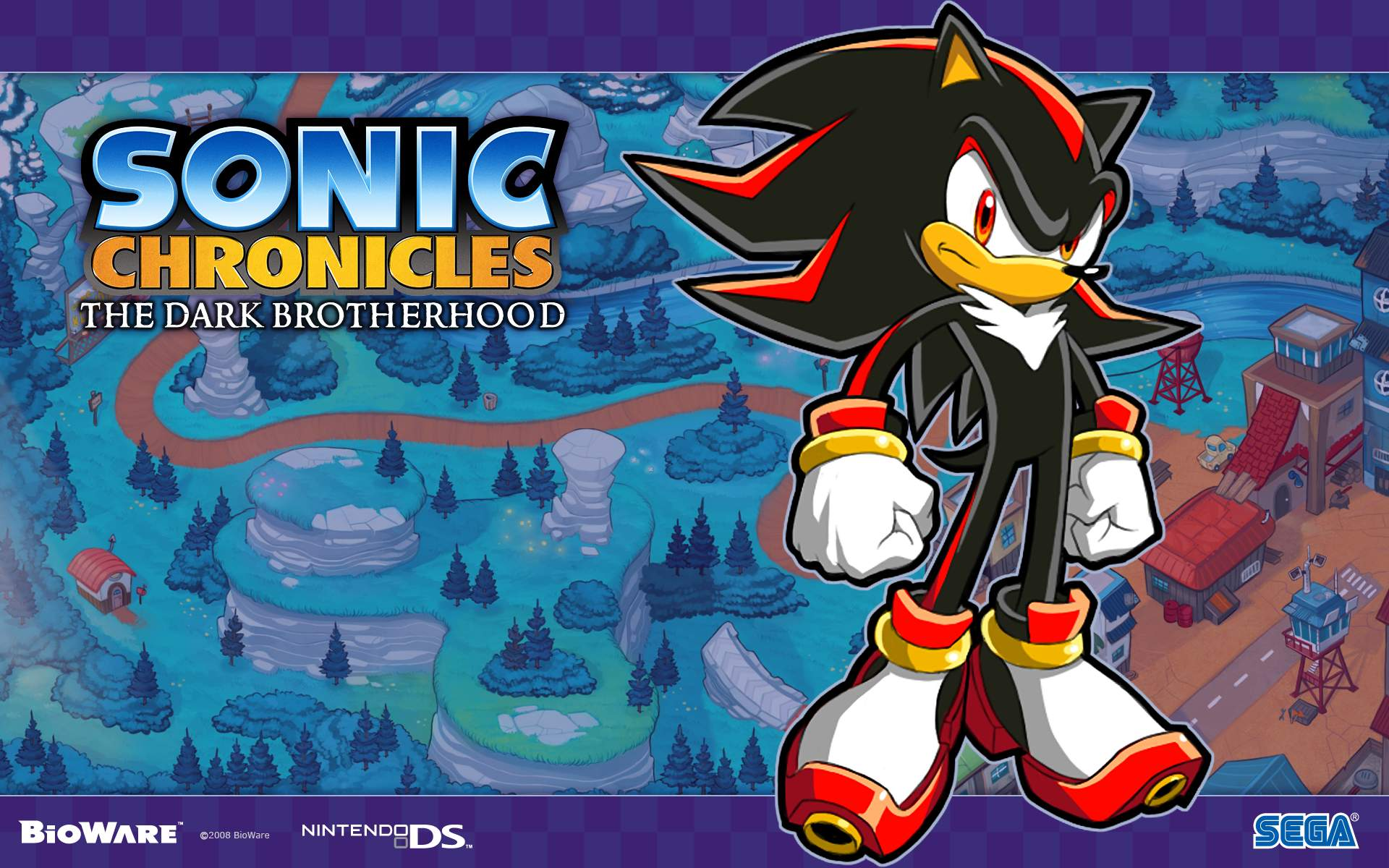 Wallpapers – Sonic Chronicles | Last Minute Continue