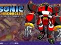 Sonic Chronicles - E-123 Omega