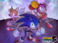Sonic Chronicles - Keyart #1 (JP)