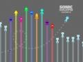 Sonic Colours / Sonic Colors - Set 2 #3 - Wisp Lines (JP)