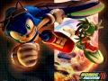 Sonic Riders: Zero Gravity - Japan #2 - Jet & Sonic