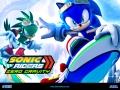 Sonic Riders: Zero Gravity - US #1 - Jet & Sonic