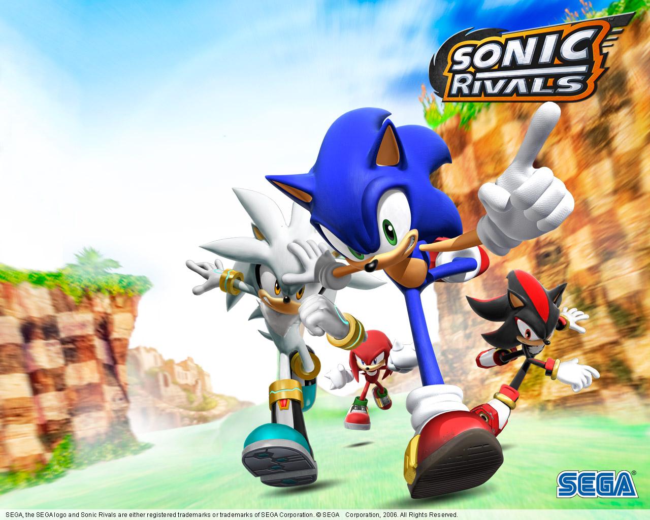 Sonic Rivals 2 - Wikipedia