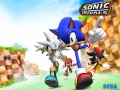 Sonic Rivals - Group #1