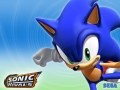 Sonic Rivals - Sonic