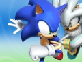 Sonic Rivals - Sonic & Silver (Clean)