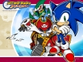 Sonic Rush Adventure - Group