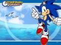 Sonic Rush Adventure - Sonic
