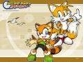 Sonic Rush Adventure - Tails & MArine