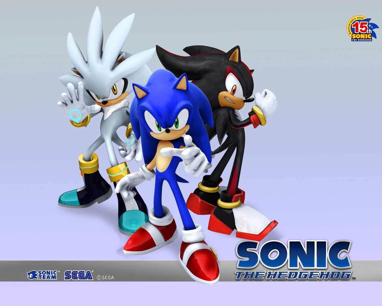 Wallpapers SONIC The Hedgehog