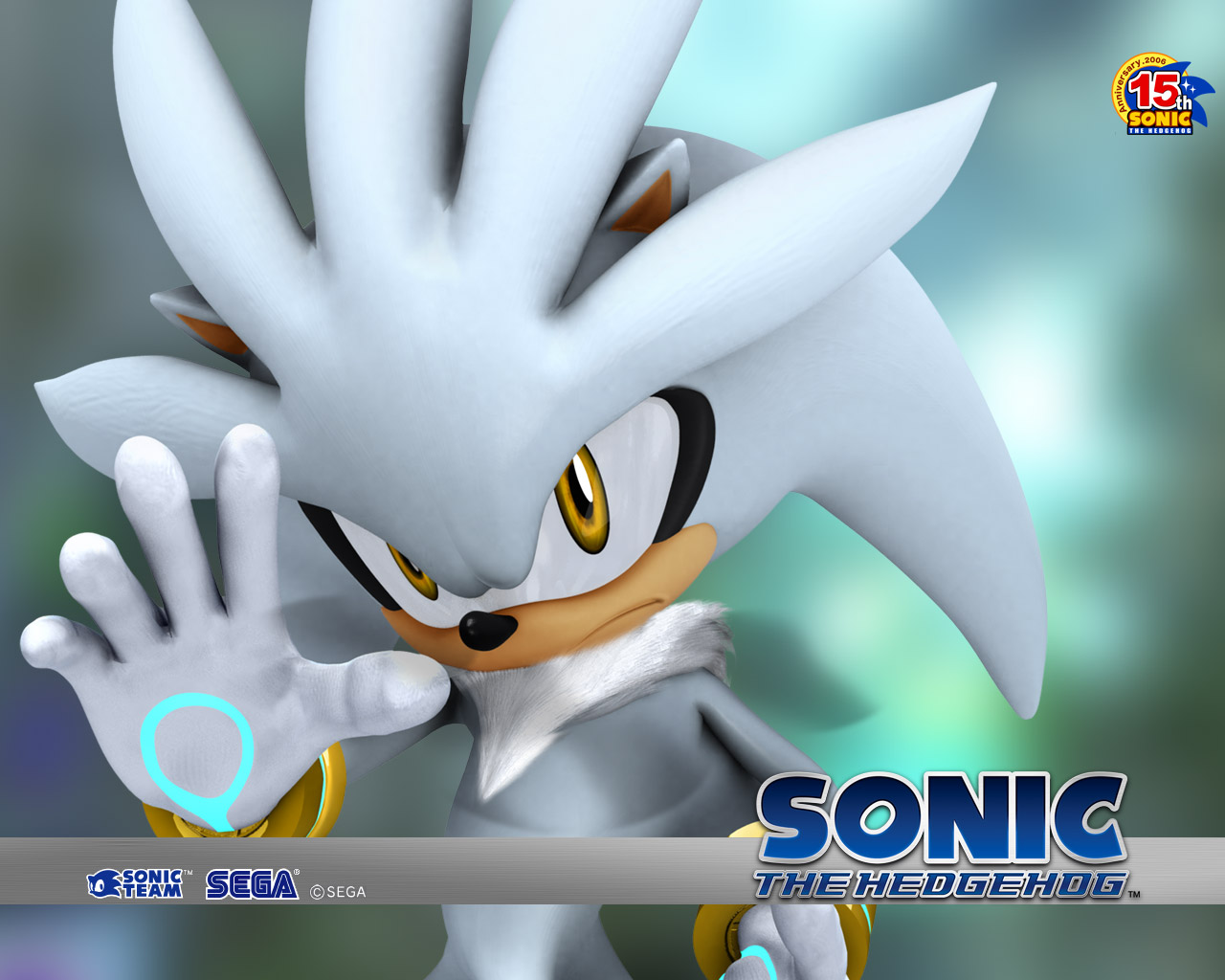 Wallpapers – SONIC The Hedgehog (2006)