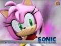 SONIC The Hedgehog (2006) - Amy Rose