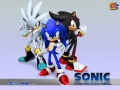 SONIC The Hedgehog (2006) - Group #1