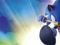 Sonic Unleashed - Packshot Effect Plain