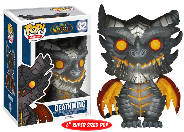 World Of Warcraft - Deathwing Funko POP!