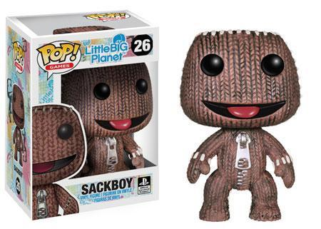 Little Big Planet - Funko POP!  - Sackboy