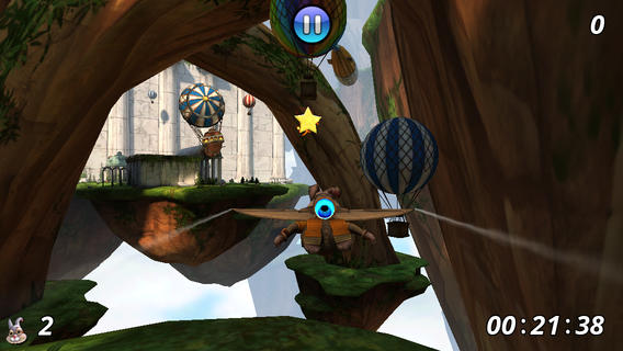 Cloud Spin is available on the iTunes App Store