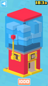 Crossy Road is available on the iTunes and Google Play app store
