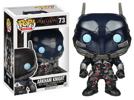 Funko POP - Batman Arkham Knight - Arkham Knight