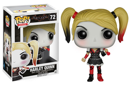 Funko POP - Batman Arkham Knight - Harley Quinn