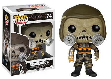 Funko POP - Batman Arkham Knight - Scarecrow