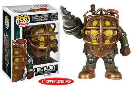Funko POP - Bioshock - Big Daddy