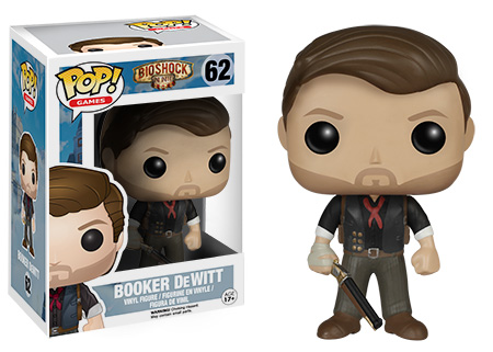 Funko POP - Bioshock - Booker1