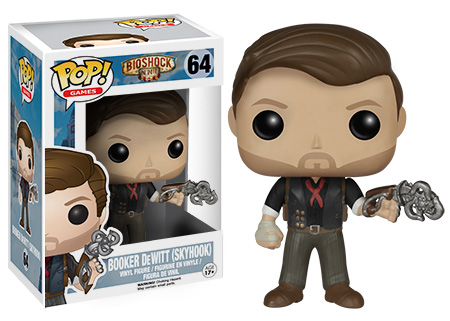 Funko POP - Bioshock - Booker2