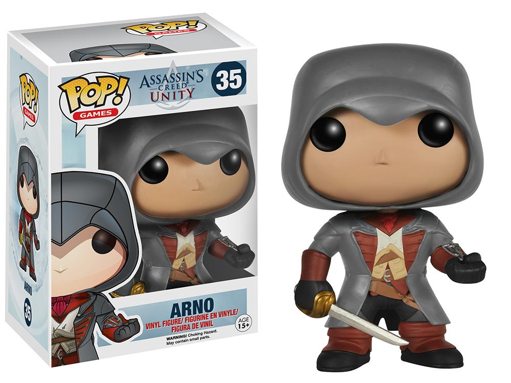 Funko Pop! Assassin's Creed Unity - Arno