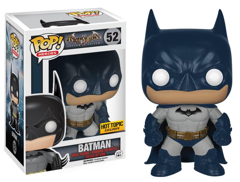 Batman Arkham Asylum - Funko POP! Hot Topic Exclusive