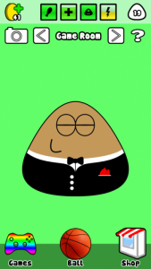 Pou is available on the iTunes and Google Play app store