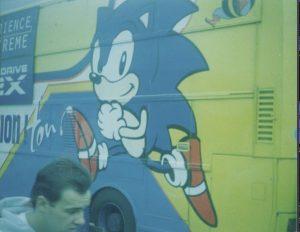 Sega Bus