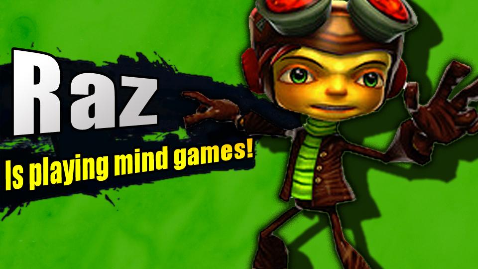 Smash Bros 4 Newcomers: Raz