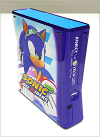 Sonic Free Riders 360 Console (1)