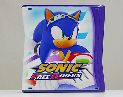 Sonic Free Riders 360 Console (3)