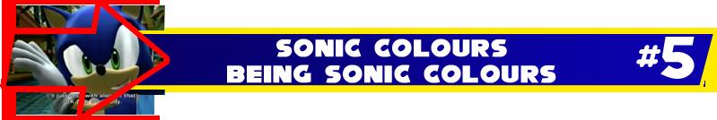 LMC's Top 5: Sonic The Hedgehog Moments - T.A #5