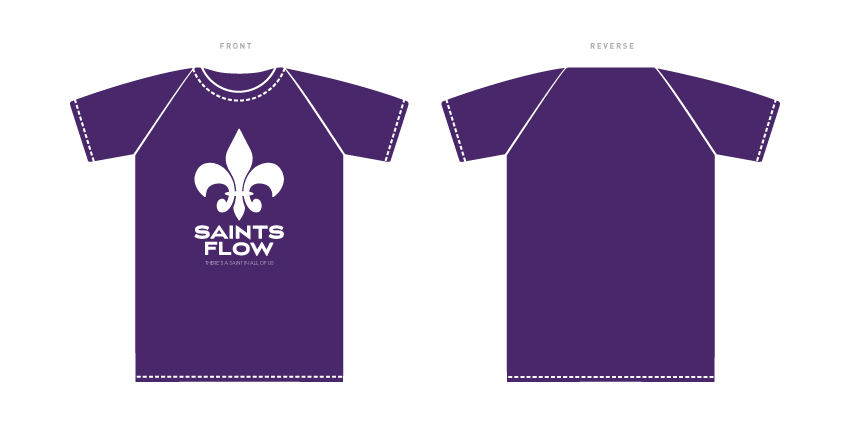 Insert Coin - Saints Row: Saints Flow T-Shirt
