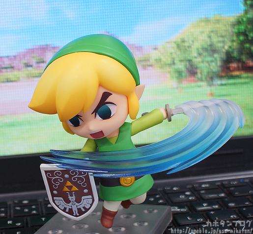 Nendoroid: Wind Waker Link