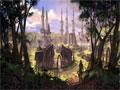 The Elder Scrolls Online - Altmer Town Concept