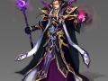 Heroes Of Ruin - Archmage Baron Rigel