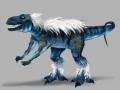 Heroes Of Ruin - Frigid Rexaur #1