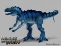 Heroes Of Ruin - Frigid Rexaur #2