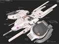 Infinite Space - Concept Art - Spaceships #1